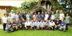 First formators' training held in the Philippines
