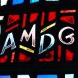 AMDG Window
