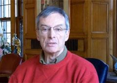 Jesuit Father Bernie Owens