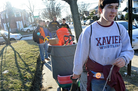 Xavier High School Sandy photo submission