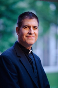 Fr. John J. Cecero, S.J. (Photo by Ryan Brenizer/Fordham University)