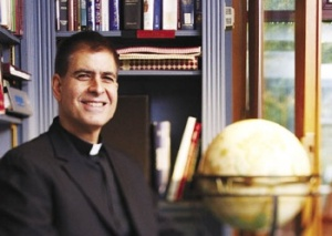 Fr. John J. Cecero, SJ, was named the next provincial of the New York Province of the Society of Jesus.