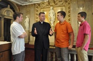 Fr. Chuck Regis