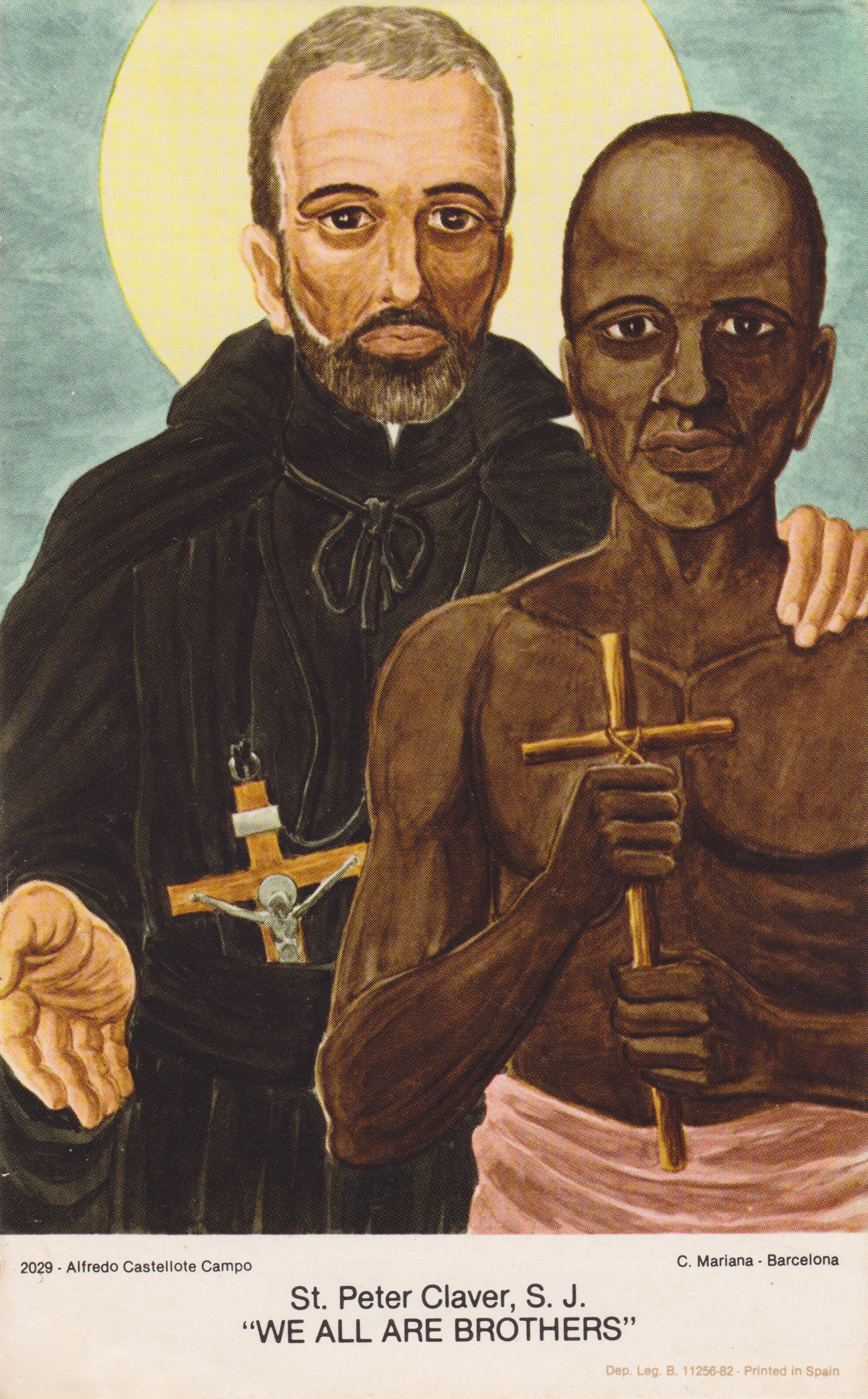 an introduction to the mythology of saint peter claver Claver catholic church what is the polish catholic church catholic church 1452 and slavery  saint peter's catholic church antioch st joseph's catholic church.