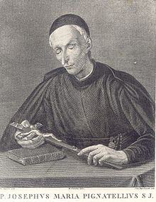 The son of a Spanish mother and Italian father, both of noble birth, St. Pignatelli could have avoided the hardships of the suppression but chose to stand with his brother Jesuits in this time of crisis.